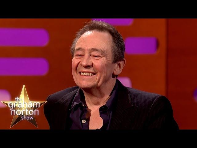David Bowie's HYSTERICAL Impersonation of Paul Whitehouse | The Graham Norton Show