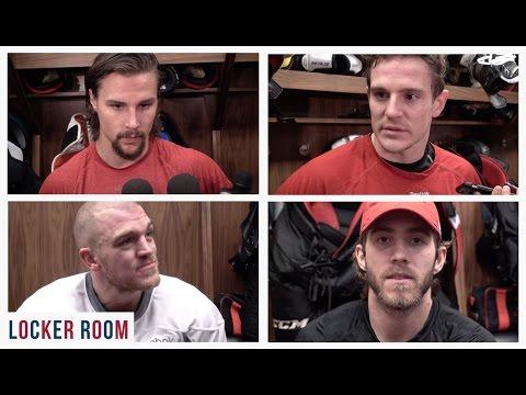 Jan 26: Sens vs. Flames - Player Pregame Media
