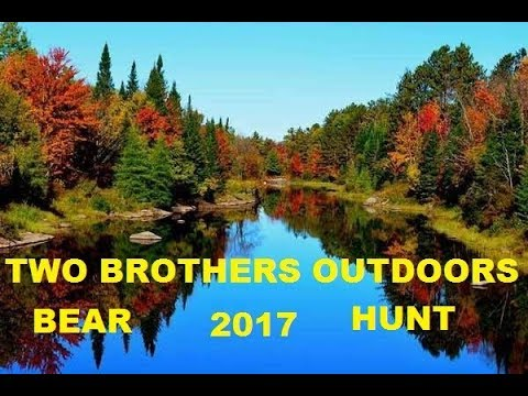 ADIRONDACKS BEAR HUNT 2017