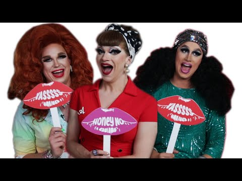 Thumbnail: Drag Queens Play Never Have I Ever