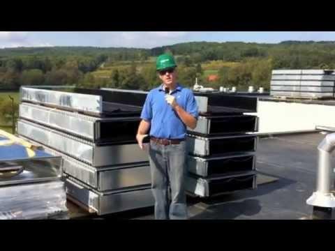 Solar Air Heating - Cuba Rushford High School