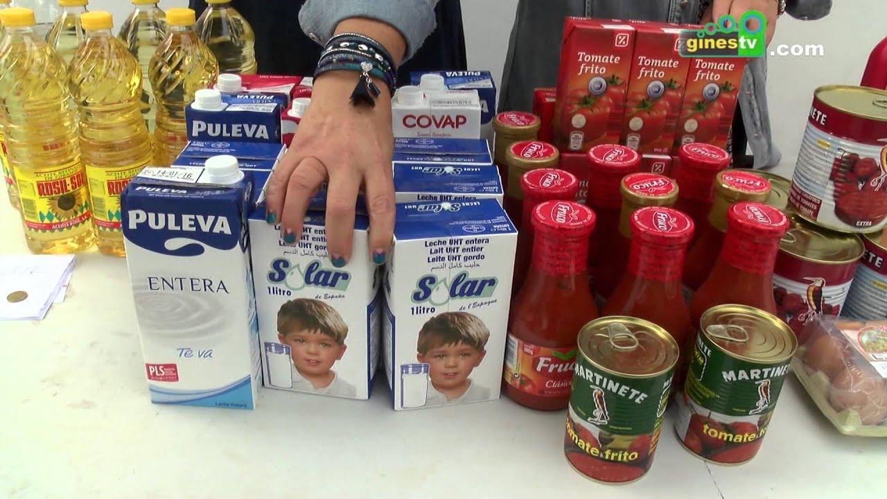 """La """"Operación Kilo"""" recoge este sábado alimentos para las familias necesitadas de Gines"""