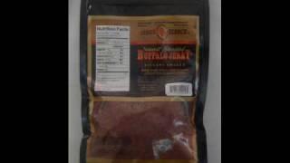 BBTJerky com Beef Buffalo Turkey Jerky