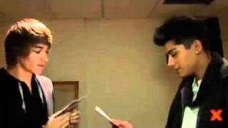 The X-Factor 2010 - Zayn Malik VS Liam Payne from One Direction QuickFire Questions