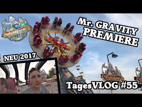 Mr. Gravity ist DA! | Premiere auf dem Johannisfest Eschwege 2017 | Tages VLOG #55