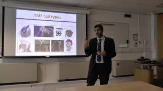 Dr Antonio Valentin - The clinical value of TMS in epilepsy