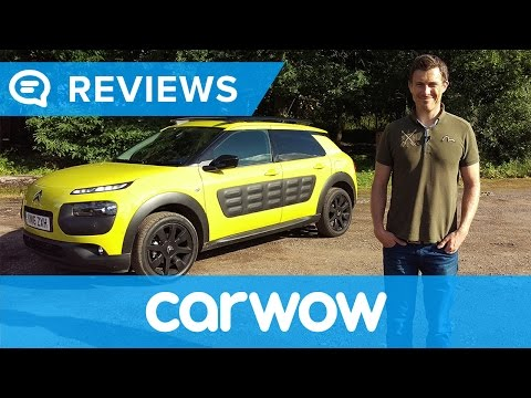 Citroen C4 Cactus 2017 SUV review | Mat Watson Reviews