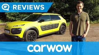 Citroen C4 Cactus 2014-2017 SUV in-depth review | Mat Watson Reviews