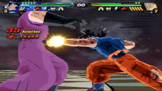 DBZ BT3 | Ultra Instinct Battle | Goku Vs ApioMan | MOD Gameplay PC (Latino)