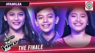 FamiLea TOP 3 | The Voice Teens Philippines 2020