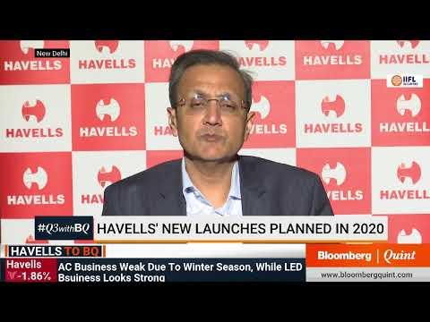 Havells India MD Anil Rai Gupta On The Company's Q3 Results
