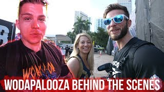 Wodapalooza With Team Richey (Behind The Scenes)