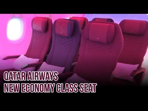 Qatar Airways new Economy Class Seats at ITB Berlin 2019 - Business Traveller