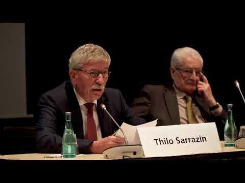 Freiheit Und Sicherheit U.a. T. Sarrazin, Prof. Weede, Prof. Habermann