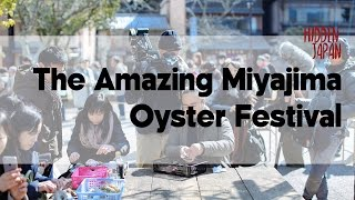 The Miyajima Oyster Festival and Itsukushima Shrine | Japan Video Travel Guide | Hidden Japan
