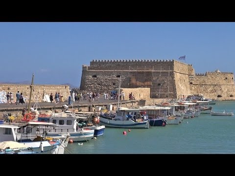 Heraklion, Crete – A Quick Tour