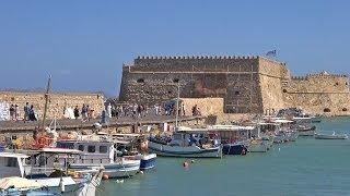 Heraklion, Crete – A Quick Tour