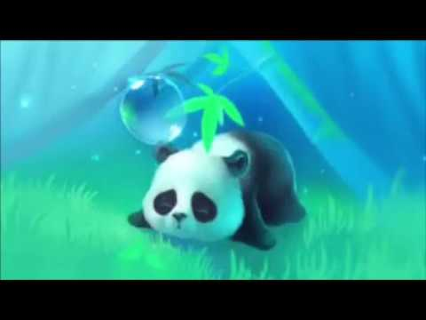Cute panda anime pandas youtube - Panda anime wallpaper ...