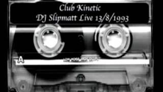 DJ Slipmatt Live 1993 OldSkool