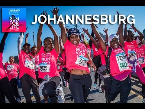 Highlights 2017 Totalsports Women's Race Johannesburg