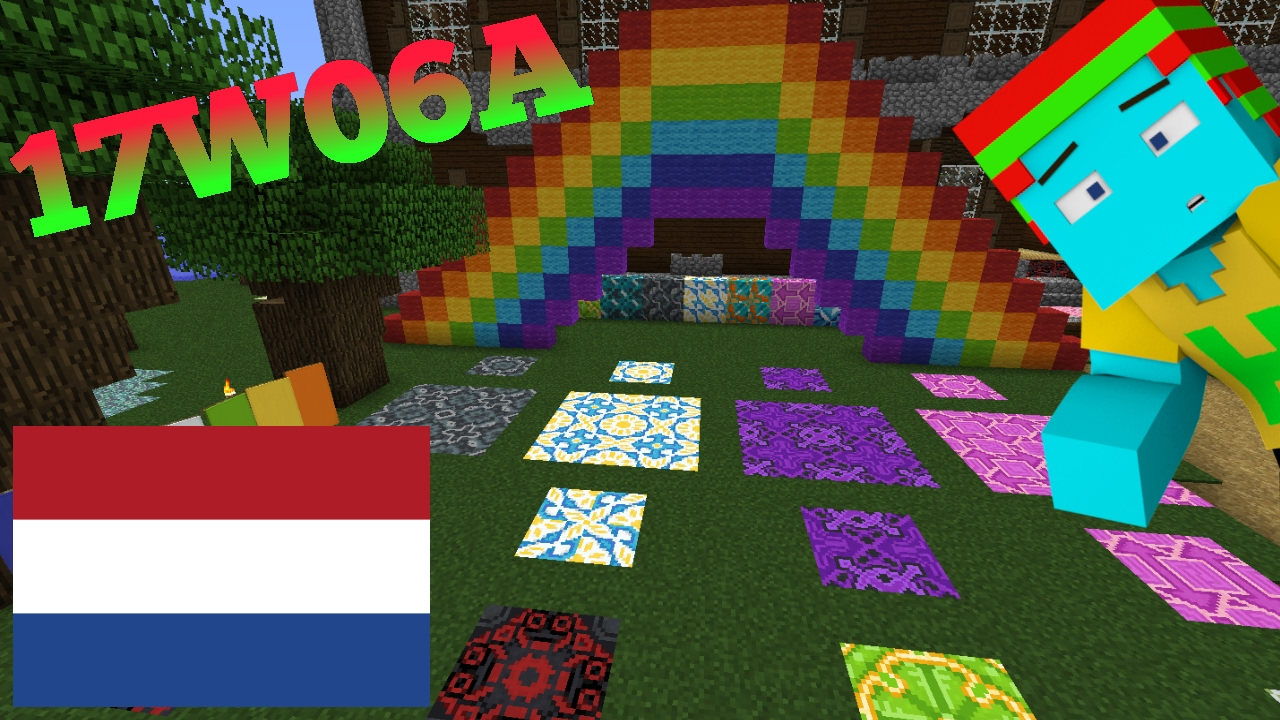 how to make a glazed terracotta block in minecraft