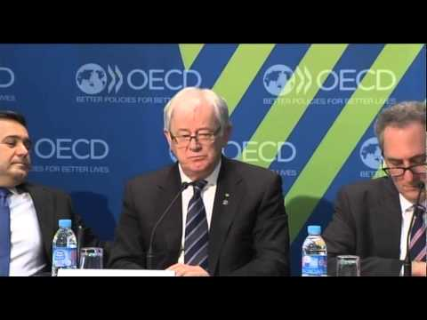 OECD Services Trade Restrictiveness Index (STRI) - Press conference May 2014