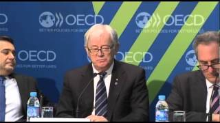 OECD Services Trade Restrictiveness Index (STRI) - Press conference May 2014 thumbnail