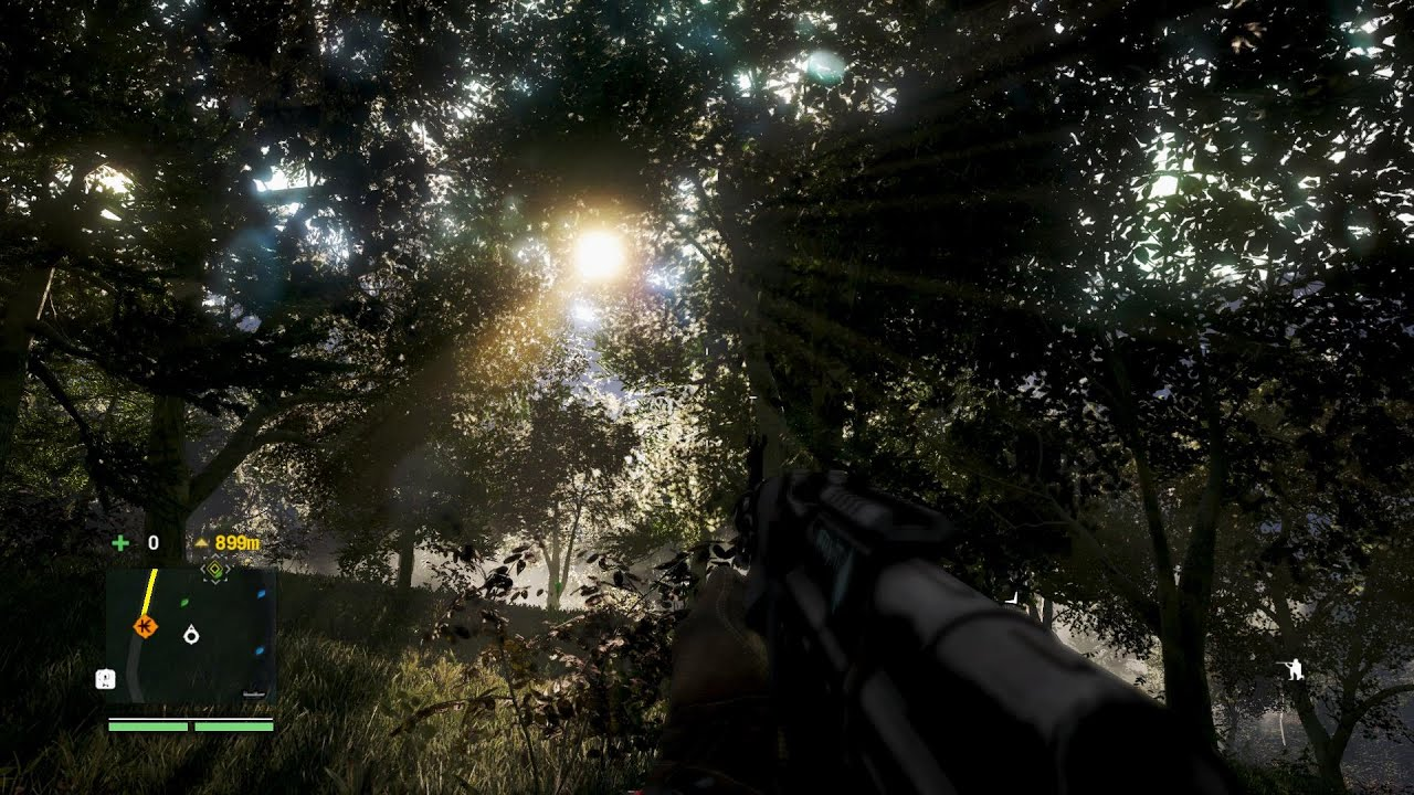 Far Cry 4 Realistic Shadows And Light Effects Nvidia God