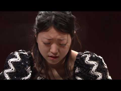 Airi Katada – Nocturne in E flat major, Op. 55 No. 2 (second stage, 2010)
