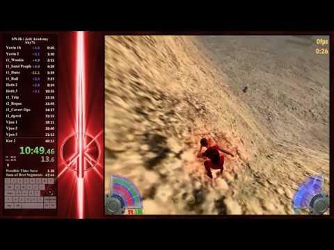 46:43 JKA Reverse Force Jump Speedrun (Silly Category)