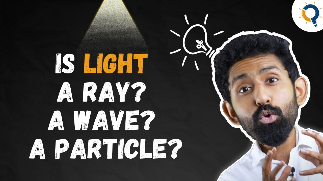 What is this light thing?   Aanand Srinivas   StayQrious