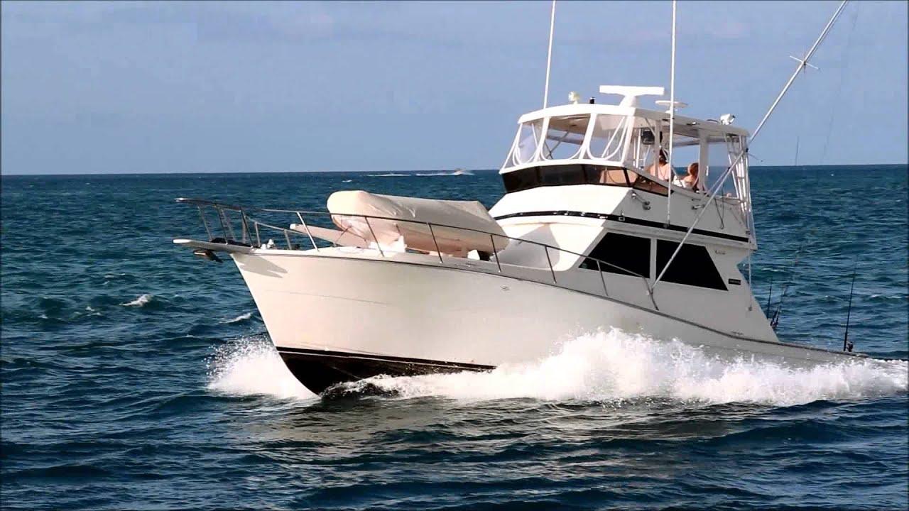 Viking Sportfish Convertible Open Bridge