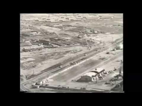 Городские этюды. Строительство ГЭС им.Ленина