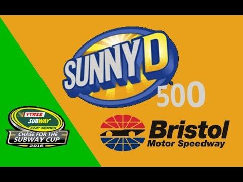 YTRSS SCS Race 26 Sunny D 500