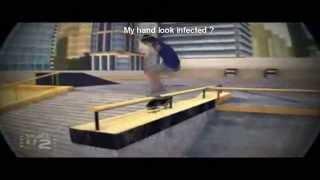 Ea skate 2 - Worlds Hardest Tricks Montage!!!