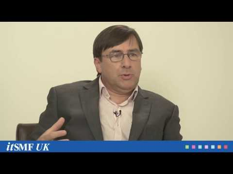 itSMF recorded interview - Enterprise Mobility Management