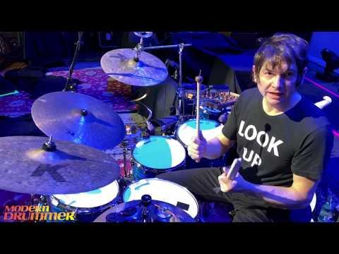 Glenn Kotche Breaks Down his Drum Parts on Wilco's ODE TO JOY (2019)