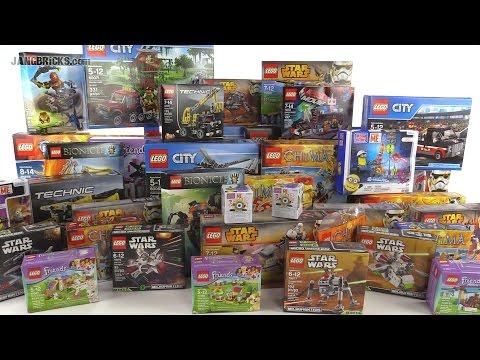Toys R Us & Target MEGA-HAUL Of LEGO & More!  📦 #88