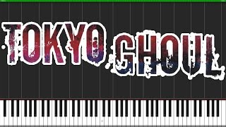 Unravel - Tokyo Ghoul (Opening) [Piano Tutorial] (Synthesia) // F.B. Piano Anime