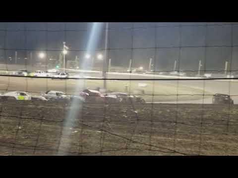 Southern Oregon speedway 8-18-2018 sport mod main