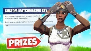 🔴(NAE EAST) CUSTOM MATCHMAKING SCRIMS! FORTNITE LIVE| PS4,XBOX,PC #VBUCKGIVEAWAY