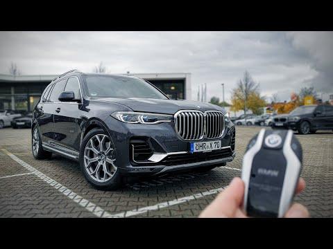 2020 BMW X7 XDrive 30d