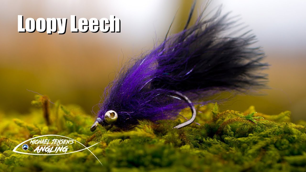 Loopy Leech - fly tyin...