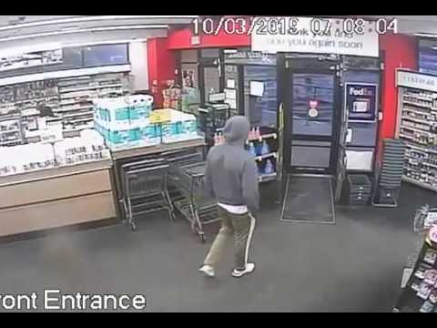 Aggravated Robbery At The CVS Located At 8106 MLK. Houston PD #1293759-19