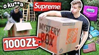 MYSTERY BOX ZA 1000ZŁ W USA! *zamarłem z wrażenia*