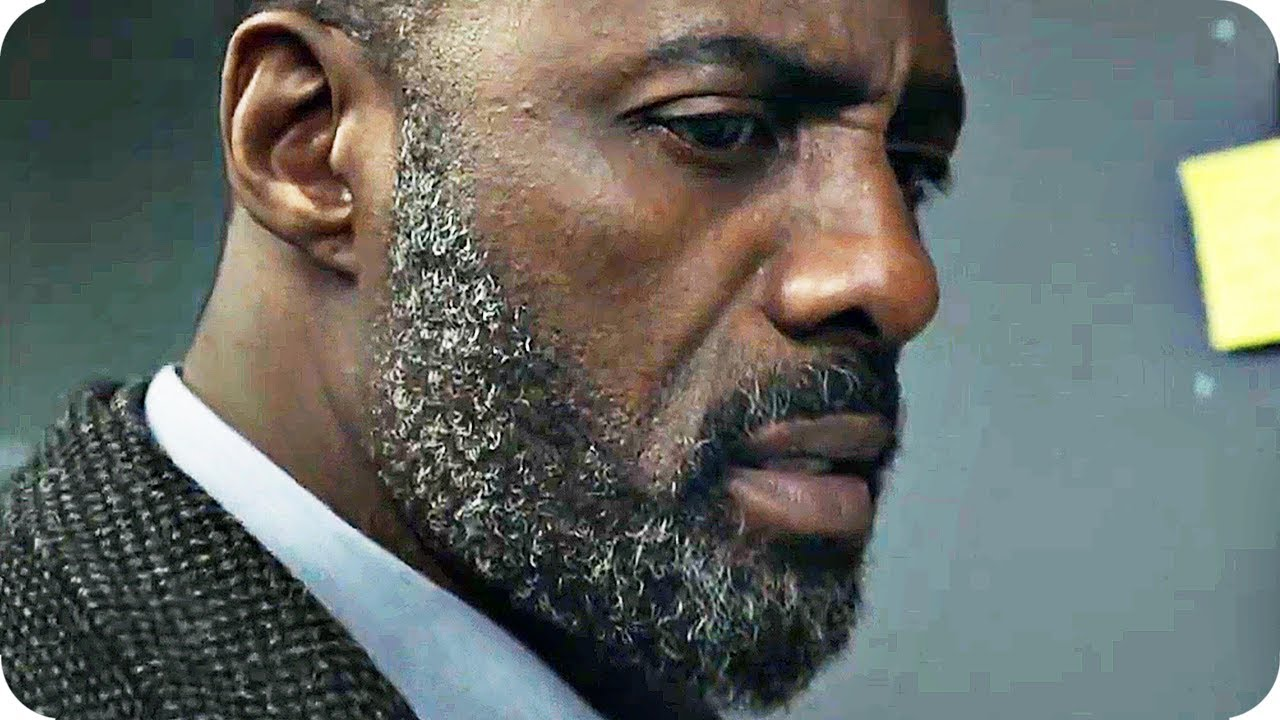 LUTHER Season 5 Trailer (2018) Idris Elba BBC Series
