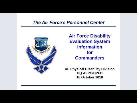 Disability Evaluation System