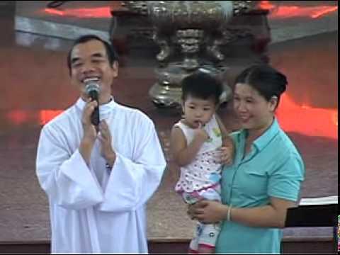 Video 4 bai giang kinh long thuong xot chua tai gx Tan Phuoc ngay 06 04 2011