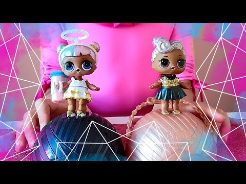 LOL glam glitter unboxing with Anny Star! Watch my new video! Amassing L.O.L dolls!