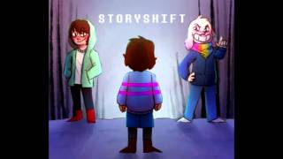 storyshift undertale au song that most likely would play if you fought chara extended